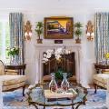 Дизайн штор для гостиной: 100 самых стильных и свежих трендов фото