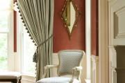 Фото 5 Дизайн штор для гостиной: 100 самых стильных и свежих трендов