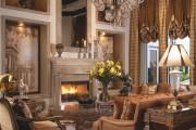 Фото 15 Дизайн штор для гостиной: 100 самых стильных и свежих трендов