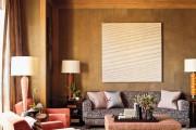 Фото 40 Дизайн штор для гостиной: 100 самых стильных и свежих трендов