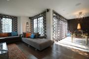 Фото 41 Дизайн штор для гостиной: 100 самых стильных и свежих трендов