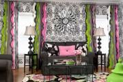 Фото 44 Дизайн штор для гостиной: 100 самых стильных и свежих трендов