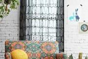 Фото 46 Дизайн штор для гостиной: 100 самых стильных и свежих трендов
