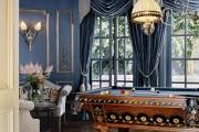 Фото 9 Дизайн штор для гостиной: 100 самых стильных и свежих трендов