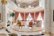 Фото 50 Дизайн штор для гостиной: 100 самых стильных и свежих трендов
