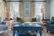Фото 10 Дизайн штор для гостиной: 100 самых стильных и свежих трендов