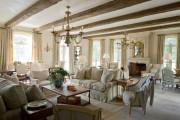 Фото 53 Дизайн штор для гостиной: 100 самых стильных и свежих трендов