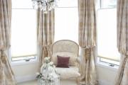 Фото 54 Дизайн штор для гостиной: 100 самых стильных и свежих трендов