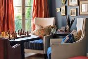 Фото 19 Дизайн штор для гостиной: 100 самых стильных и свежих трендов