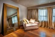 Фото 21 Дизайн штор для гостиной: 100 самых стильных и свежих трендов