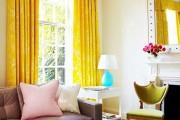 Фото 24 Дизайн штор для гостиной: 100 самых стильных и свежих трендов