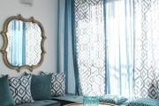 Фото 27 Дизайн штор для гостиной: 100 самых стильных и свежих трендов