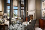 Фото 28 Дизайн штор для гостиной: 100 самых стильных и свежих трендов