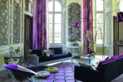 Фото 31 Дизайн штор для гостиной: 100 самых стильных и свежих трендов