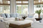 Фото 36 Дизайн штор для гостиной: 100 самых стильных и свежих трендов