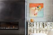 Фото 52 Камин в интерьере: 140+ избранных идей для гостиной и все тонкости каминного искусства