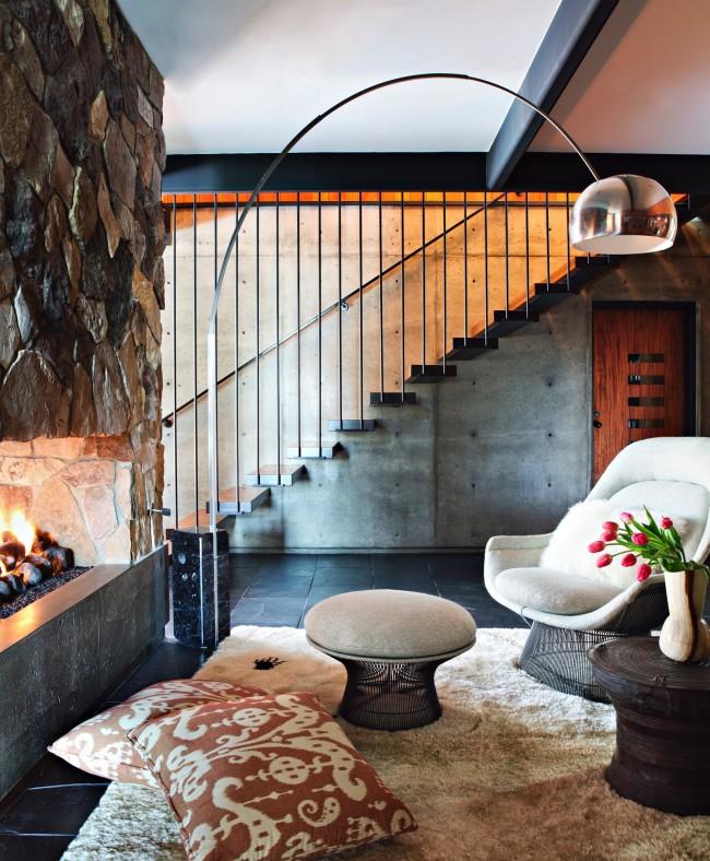 Камин - это стильно, красиво и к тому же доступно