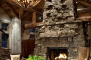 Фото 71 Камин в интерьере: 140+ избранных идей для гостиной и все тонкости каминного искусства