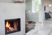 Фото 77 Камин в интерьере: 140+ избранных идей для гостиной и все тонкости каминного искусства