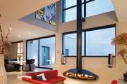 Фото 80 Камин в интерьере: 140+ избранных идей для гостиной и все тонкости каминного искусства