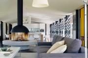 Фото 10 Камин в интерьере: 140+ избранных идей для гостиной и все тонкости каминного искусства