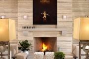 Фото 27 Камин в интерьере: 140+ избранных идей для гостиной и все тонкости каминного искусства