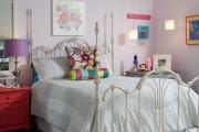 Фото 7 Кованые кровати: 115 утонченных решений для интерьера в стиле бохо, рустик и прованс