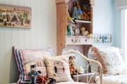 Фото 52 Кованые кровати: 115 утонченных решений для интерьера в стиле бохо, рустик и прованс