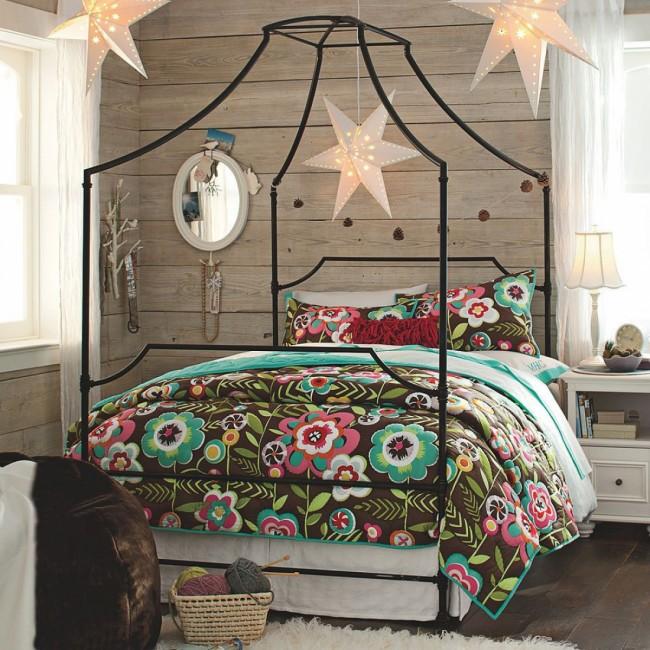 Прекрасно оформленная спальня залог сладких снов