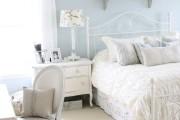 Фото 55 Кованые кровати: 115 утонченных решений для интерьера в стиле бохо, рустик и прованс
