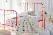 Фото 63 Кованые кровати: 115 утонченных решений для интерьера в стиле бохо, рустик и прованс
