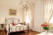Фото 64 Кованые кровати: 115 утонченных решений для интерьера в стиле бохо, рустик и прованс