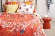 Фото 4 Кованые кровати: 115 утонченных решений для интерьера в стиле бохо, рустик и прованс