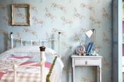 Фото 14 Кованые кровати: 115 утонченных решений для интерьера в стиле бохо, рустик и прованс