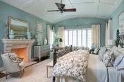 Фото 16 Кованые кровати: 115 утонченных решений для интерьера в стиле бохо, рустик и прованс