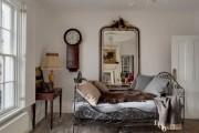 Фото 18 Кованые кровати: 115 утонченных решений для интерьера в стиле бохо, рустик и прованс