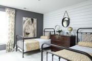 Фото 20 Кованые кровати: 115 утонченных решений для интерьера в стиле бохо, рустик и прованс