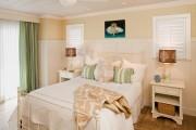 Фото 28 Кованые кровати: 115 утонченных решений для интерьера в стиле бохо, рустик и прованс