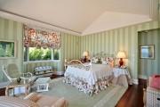 Фото 31 Кованые кровати: 115 утонченных решений для интерьера в стиле бохо, рустик и прованс