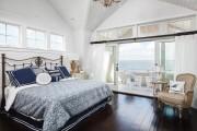 Фото 36 Кованые кровати: 115 утонченных решений для интерьера в стиле бохо, рустик и прованс