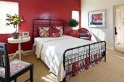 Фото 37 Кованые кровати: 115 утонченных решений для интерьера в стиле бохо, рустик и прованс