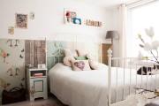Фото 39 Кованые кровати: 115 утонченных решений для интерьера в стиле бохо, рустик и прованс