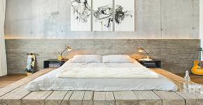 Кровать-подиум в интерьере: особенности размещения и обзор самых трендовых решений фото