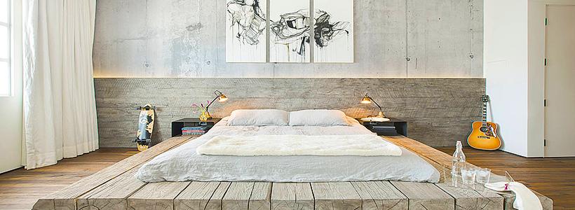 Кровать-подиум в интерьере: особенности размещения и обзор самых трендовых решений