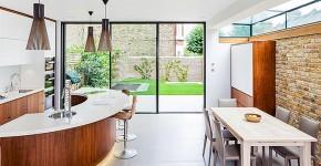 Дизайн кухни с барной стойкой: 40 трендов для современного и практичного интерьера фото