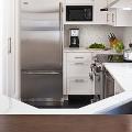 Как обустроить маленькую кухню: 9 полезных советов для максимальной оптимизации пространства фото