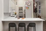 Фото 3 Как обустроить маленькую кухню: 9 полезных советов для максимальной оптимизации пространства