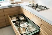 Фото 6 Как обустроить маленькую кухню: 9 полезных советов для максимальной оптимизации пространства