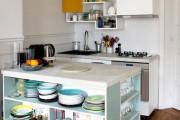 Фото 15 Как обустроить маленькую кухню: 9 полезных советов для максимальной оптимизации пространства