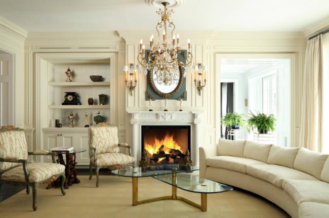 Резная мебель - это один из неотъемлемых атрибутов классического стиля
